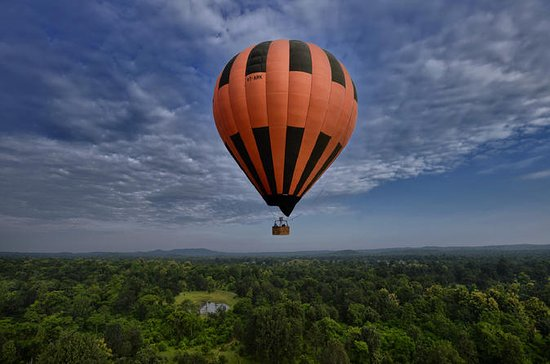 Hot Air Ballooning in Goa