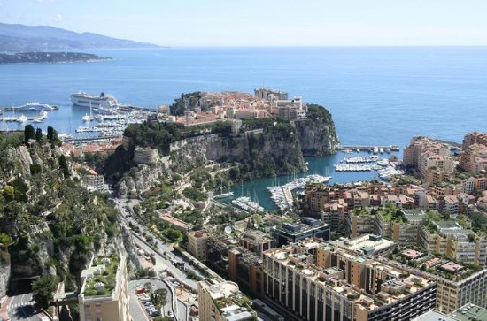 Eze and Monaco Small-Group Tour from Nice
