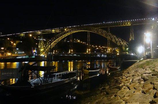 Porto Private Small Group Night Tour...