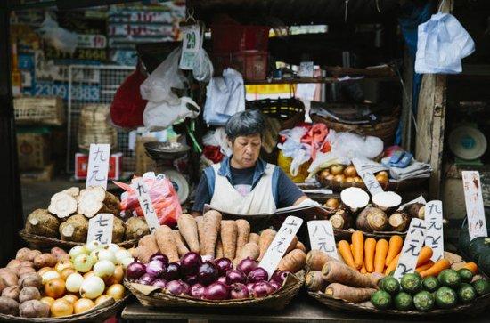 Hong Kong Market and Cooking Tour
