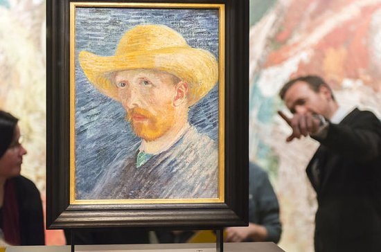 Footsteps of Van Gogh Walking Tour...