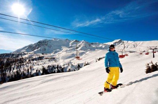 Bariloche Ski, Snowboard Lesson at...