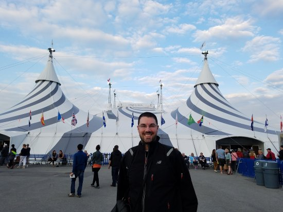 Dorval, Canadá: Cirque du Soleil