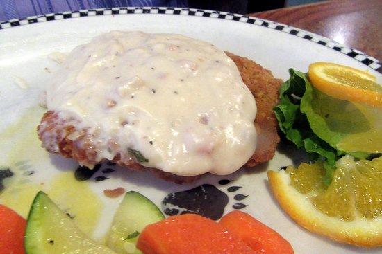 Chicken Fried Steak, Black Bear Diner, Milpitas, cA