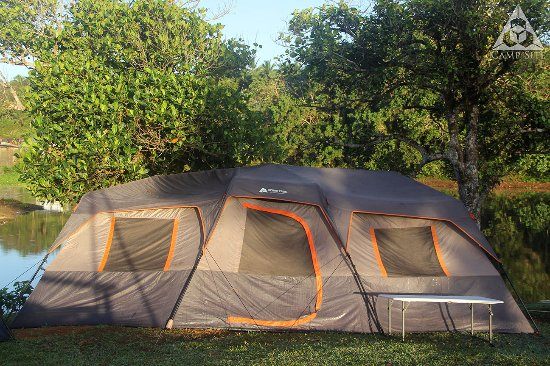 BLOC Camp Site 6 9 Pax Big Glamping Tent