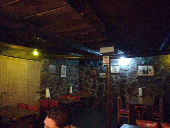 Nuevo Casas Grandes, Mexique : Pistoleros Restaurant