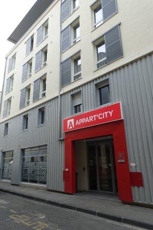 Appart 39 city valence frankrig lejlighed anmeldelser for Valence appart hotel