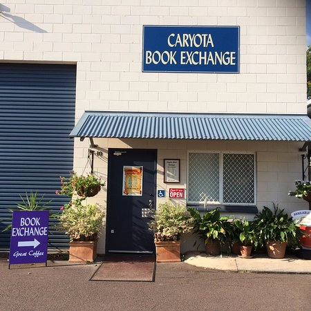 Caryota Book Exchange