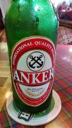 Tip Top Restaurant: Really tasteful beer