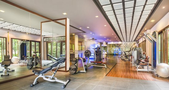 The Andaman, A Luxury Collection Resort: Fitness Center