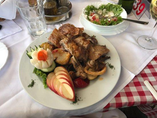 Korenica, โครเอเชีย: Lamb