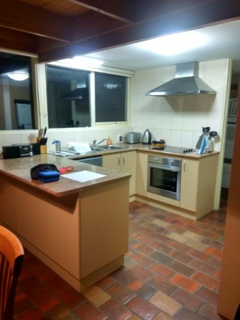 Croydon, Australia: Kitchen area