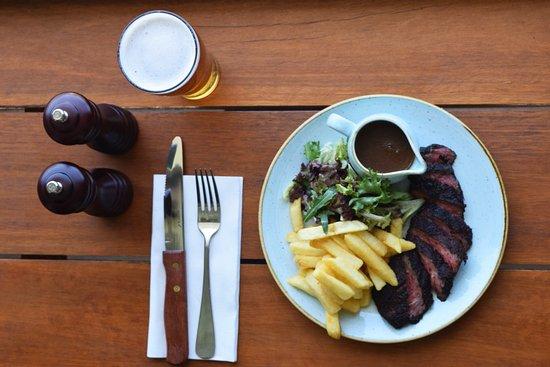 Randwick, Australia: $12.50 Hanger Steaks on Wednesday's from 5pm
