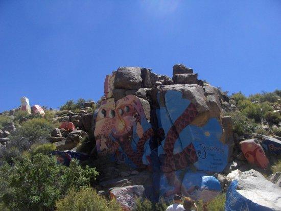 Chloride, AZ: A mural