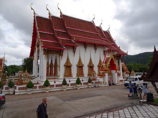 Πουκέτ Τάουν, Ταϊλάνδη: Wat Chalong
