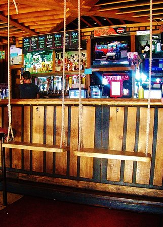 Gresham, OR: The two swings at the bar