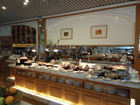 "Grand Coloane Resort Macau: ""Panorama"" restaurant - breakfast"