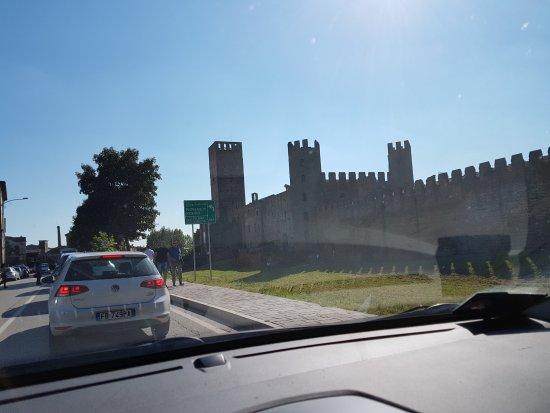 Montagnana, Italia: Le Mura