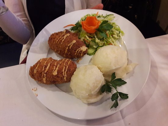 Carmichael, CA: chicken kiev- also very good