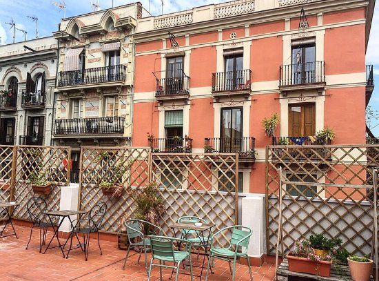 Barcelona Central Garden Hostel: photo0.jpg
