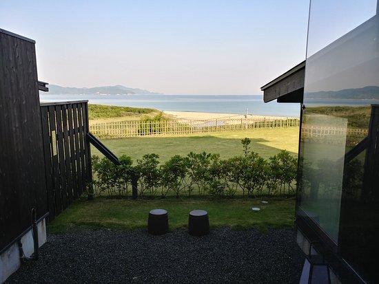 Kyotango, Япония: View from room