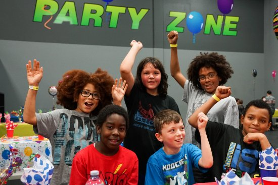 Birthday Party Picture of Jump 360 Trampoline Park Edmonton