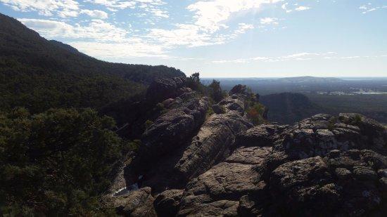 Halls Gap, أستراليا: View from Chatauqua Peak