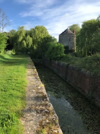 South Cerney, UK: Thames Severn Trail Nearby