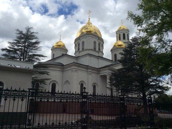 Aleksandr Nevskiy Cathedral