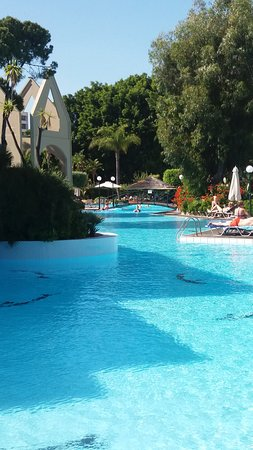 Dionysos Hotel: Great Pool