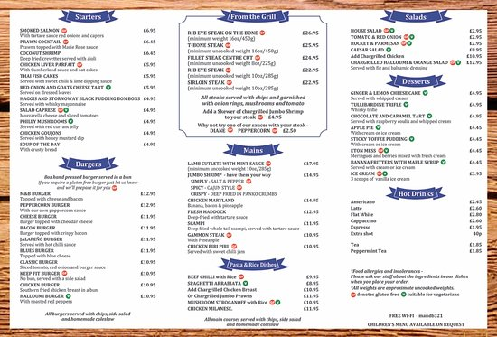 Auchterarder, UK: Max & Ben's Bistro
