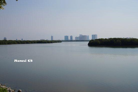 Emiraat Ras al-Khaimah, Verenigde Arabische Emiraten: Ras - Al - Khaima Creek