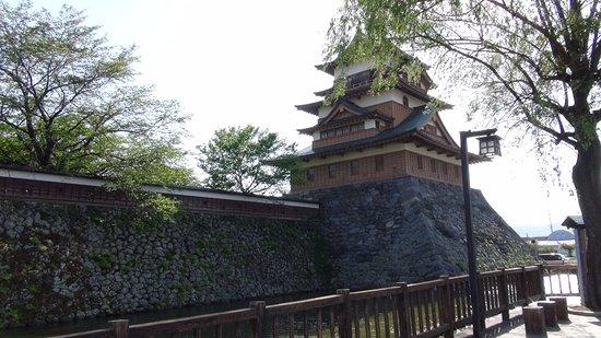 Takashima Castle: お城の外観