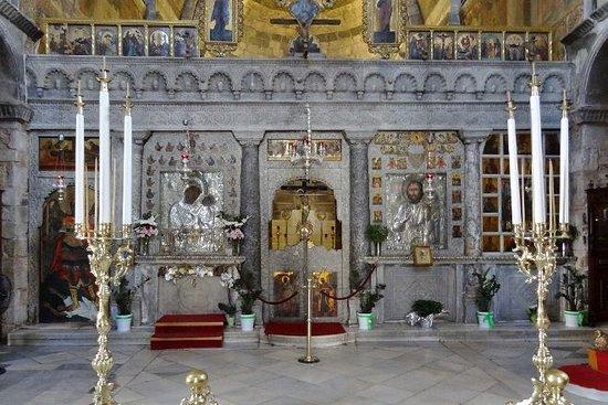 Panayia Ekatondapiliani Cathedral Foto
