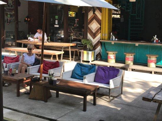 Cafe La Pasion Uluwatu