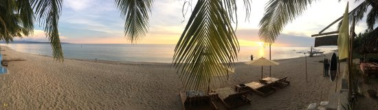 Bilde fra Carabao Island