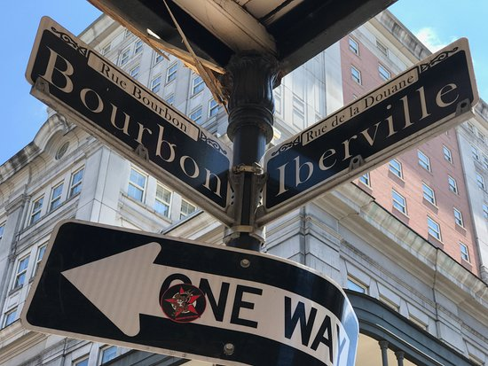 Bourbon Street: The best street to visit