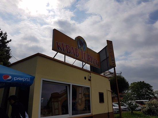 Bochnia, Πολωνία: Kebab Turecki