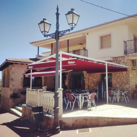 Duruelo, Espagne : Restaurante