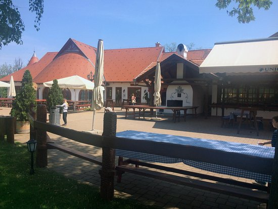 Tahitotfalu, Hungary: Lodge