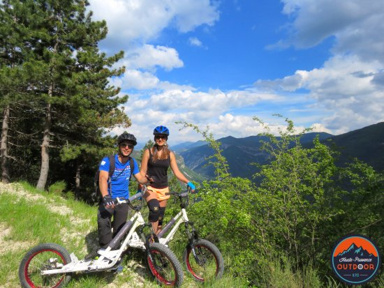 Annot, Francia: Deval'Bike