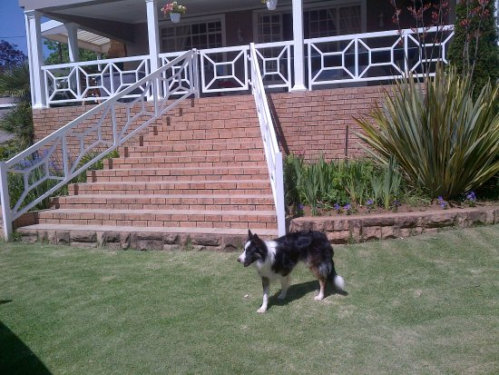 Kokstad, South Africa: Front Entrance