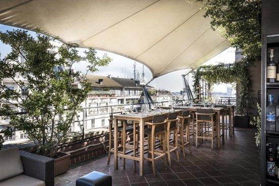 Rooft - Bild von La Terrazza dei Cavalieri, Mailand - TripAdvisor
