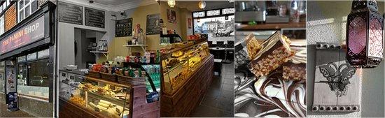 Wantage, UK: The Panini Shop