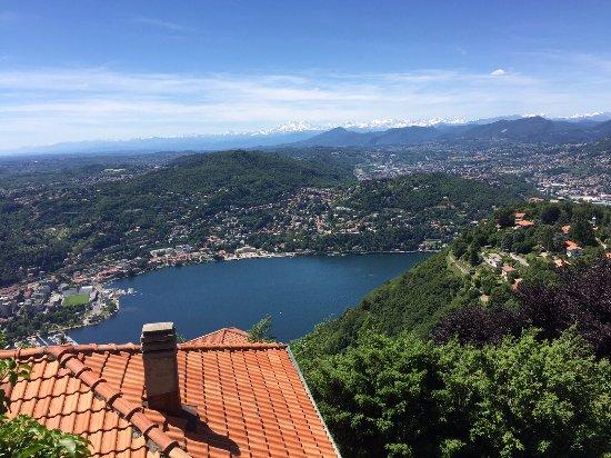 Brunate, Italien: nice view