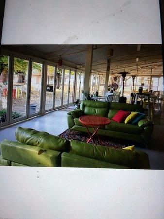 Tumut, Australia: Indoor dining