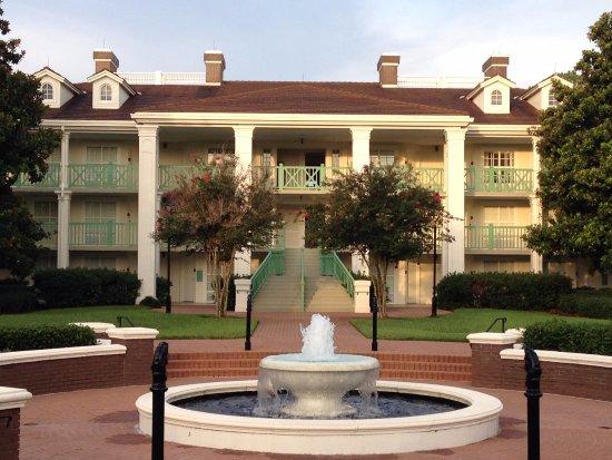 Mansion rooms - Picture of Disney\'s Port Orleans Resort ...