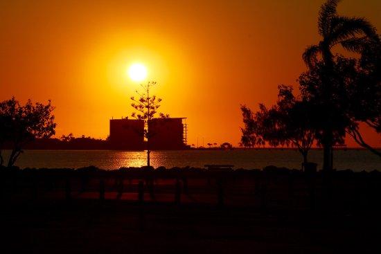 Woody Point Jetty: Sunrise...