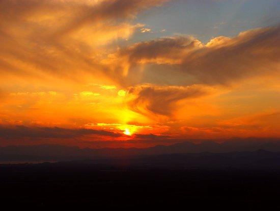 Plaka, Grekland: Θέα από τον Προφήτη Ηλία!
