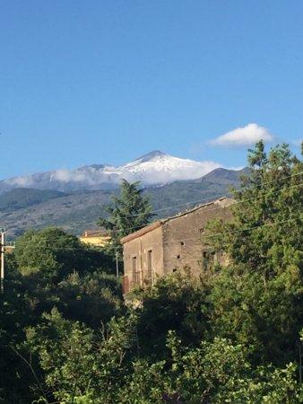 Castiglione di Sicilia, Italy: Dichtbij de Etna